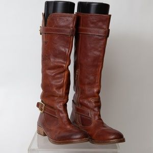 Coach Whitley Riding Boots Size 6